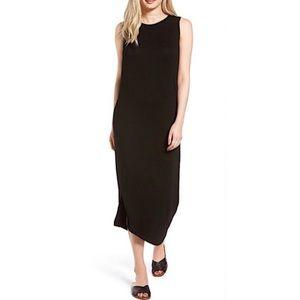 Eileen Fisher Black Tank Dress